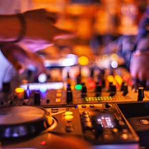home-DJ-with-equipment